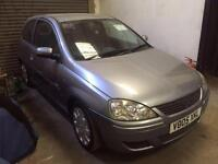 2005 Vauxhall Corsa 1.2i 16V Design [80] 3dr 3 door Hatchback