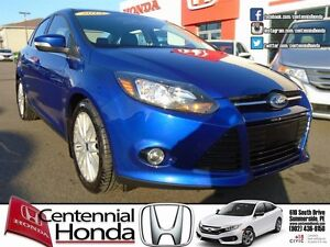 Ford Focus Sedan Titanium 2013