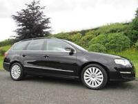2010 VOLKSWAGEN PASSAT ESTATE 2.0TDI Highline Plus **FULL LEATHER**140 BHP **