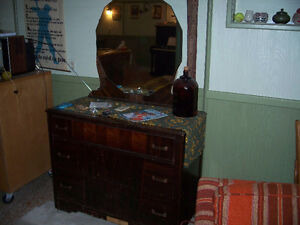antique furniture and prints