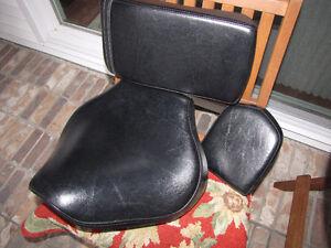 02 Yamaha 3 pc seat