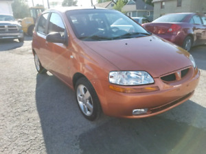 2007 PONTIAC WAVE LT **CERTIFIED AND E-TEASTED **