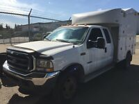 2004 Ford F-450 DSL Service Truck ***price dropped***