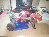 traxxas stampede nearly rtr