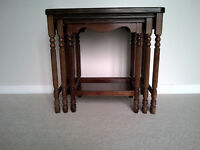 EUROPEAN ANTIQUE 3 in 1 COFFEE TABLE OBO