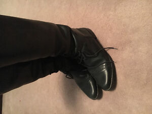 Used tall riding boots