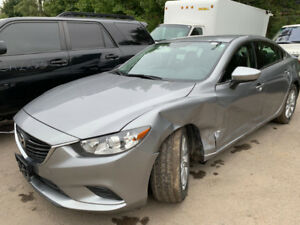 2015 Mazda 6 GX just arrived for sale at Pic N Save!