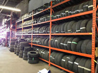Used Tire on sale $ 40 / Open 6 Days 9052303131