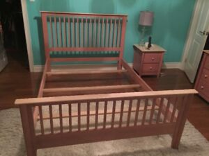 Bed Head Board, Foot Board for Double Bed