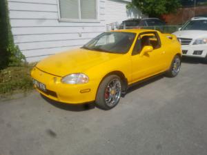 Honda delsol 1993