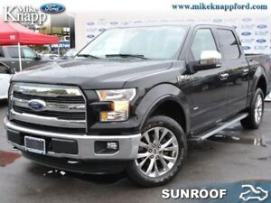 2016 Ford F-150   Lariat, Eco, Roof