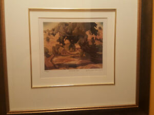 Haliburton Farm - Franklin Carmichael with frame