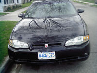 2000 Chevrolet Monte Carlo SS Coupe (2 door) - REDUCED