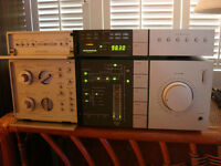 Pioneer A-9 amplifier also Tuner F-9 and Equalize SG-9