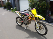 RMZ 450!! 4K Glenfield Campbelltown Area Preview