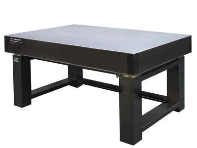New 4x8 Newport Integrity 1 Vcs Optical Table Rigid Vibration Isolation Control