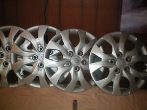 New 16 ''  Hyundai Wheel Covers