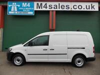 VW Caddy Maxi C20 1.6 Tdi Twin Side Loading Doors