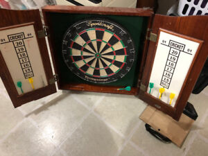 Selling a Dartboard