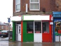 Takeaway Pizza Fast Food Business For Sale - Busy Residential Area - Corner Location - Cheap Rent