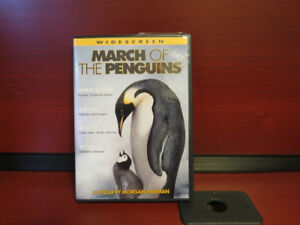 March of the Penguins (Widescreen)  dvd