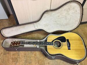 Vintage Yamaha FG375SII Acoustic Dreadnaught