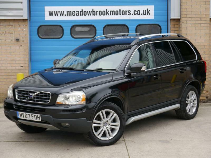 volvo xc90 2 4 awd geartronic d5 se lux inscription in halfway south yorkshire gumtree. Black Bedroom Furniture Sets. Home Design Ideas