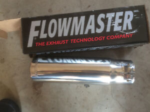 Flowmaster exhaust tip SS