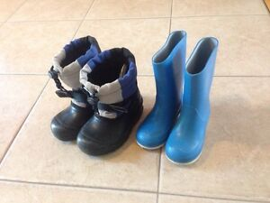 Toddler boots size 7 / size 8