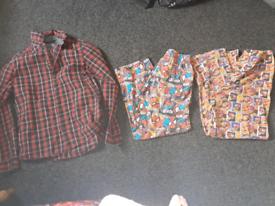 Bundle of boys clothes 13-14 yrs