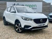 2020 MG MG ZS 44.5kWh Excite EV Auto 5dr SUV Electric Automatic