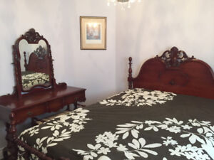 Victorian Bedroom Set (double bed) - PRINCESS PERFECT!!