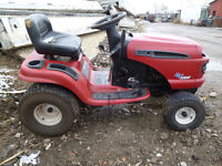 22 HP Riding mower