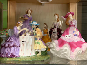 Royal Doulton Figurines (100s of pieces)