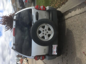 2006 Jeep Liberty Sport For Parts or repair!!!
