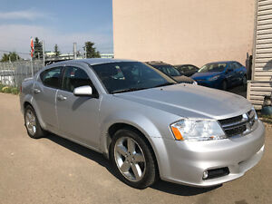 2012 DODGE AVENGER SXT ONLY 151000 KMS REMOTE START POWER SEATS