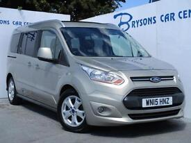 2015 15 Ford Grand Tourneo Connect 1.6TDCi (115ps) Titanium for sale in AYRSHIRE