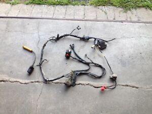 filage complet Honda trx 400ex 2006 120$