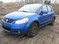 just in for parts 2007 Suzuki SX4 @ PICnSAVE Woodstock ws4646 Woodstock Ontario Preview