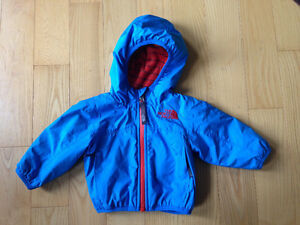 North Face Winter Jacket 0-3 months