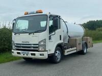 ISUZU FORWARD N75 190 4 X 2 Vacuum Tanker
