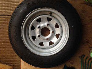 1 trailer tire for sale