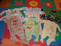 Vêtements pour bébé garçon 0-18 mois