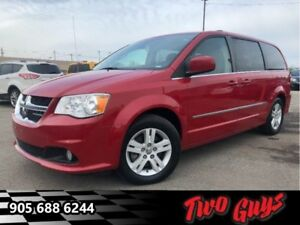 2012 Dodge Grand Caravan Crew  Navigation - Power Sliders