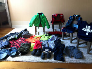 Boys Toddler Clothes 18mth to 3T