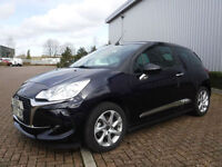 Citroen DS3 Cabrio 1.6e-HDi SO CHIC 100 S&S Left Hand Drive(LHD)