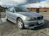 2004 (04) Bmw 318 Ci 2.0 Sport Coupe | Hpi clear, 2 keys, super cheap.