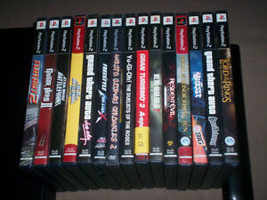 31 PLAYSTATION 2 GAMES PS2 BATTLEFRONT - RESIDENT EVIL - GTA -