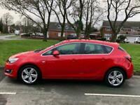 2014 Vauxhall Astra 1.6 16v SRi Auto 5dr Hatchback Petrol Automatic