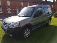 Peugeot Partner 1.6 Escapade PX Swap Anything considered